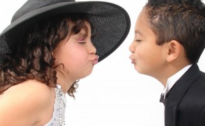 first kiss - Employer Branding is like dating