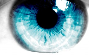 Eye looking for news